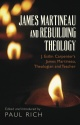 James Martineau and Rebuilding Theology COVER FRONT ONLY