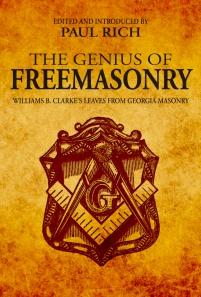 The Genius of Freemasonry COVER FRONT ONLY
