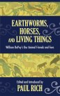Earthworms, Horses, and Living Things COVER FRONT ONLY