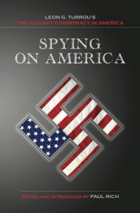 Spying On America COVER FRONT ONLY