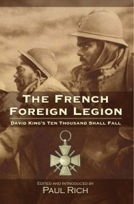 The French Foreign Legion COVER FRONT ONLY