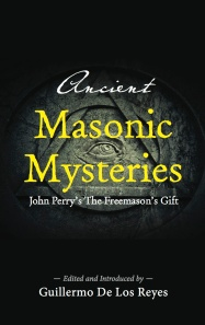 Ancient Masonic Mysteries COVER FRONT ONLY