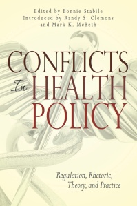 Conflict in Health Policy COVER FRONT ONLY