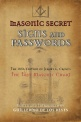Masonic Secret Signs and Passwords COVER FRONT ONLY