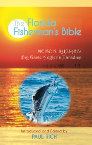 The Florida Fisherman's Bible COVER FRONT ONLY