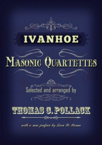 Ivanhoe Masonic Quartettes COVER FRONT ONLY