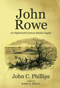 John Rowe COVER FRONT ONLY