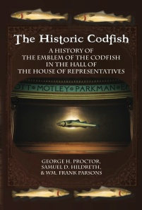 The Historic Codfish COVER FRONT ONLY