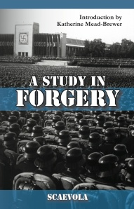 A Study in Forgery COVER FRONT ONLY