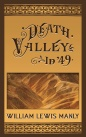 Death Valley in '49 COVER FRONT ONLY