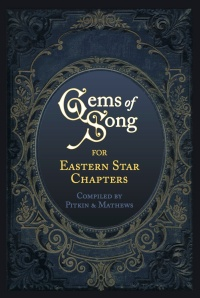 Gems of Song for Eastern Star Chapters COVER FRNO ONLY