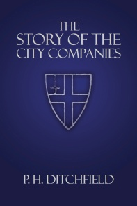 The Story of the City Companies COVER FRONT ONLY