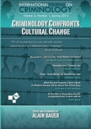 Criminology Confronts Cultural Change