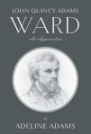 gray cover with a sketched image of Ward in the center