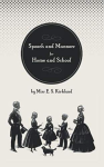 black and white cover image with a silhouette cutout of a family scene at the bottom